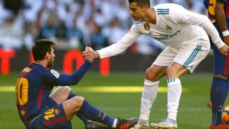 Reports Indicate Barcelona Are Trying To Sign Cristiano Ronaldo To Pair Him With Lionel Messi