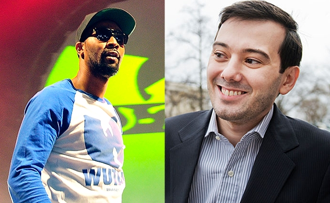 Martin Shkreli's Beef With The Wu-Tang Clan Over The $2 Million Album He Bought Is Getting The Movie It Deserves Thanks To Netflix