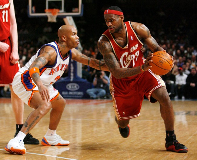 Former NBA player Stephon Marbury criticizes LeBron James' game and hairline in one incredible rant