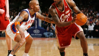 Stephon Marbury Obliterates LeBron James' Game (And Receding Hairline) In Scathing Rant