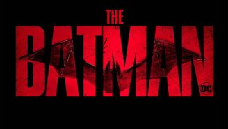 'The Batman' Director Reveals Official Logo, Incredible New Look At Robert Pattinson As The Dark Knight