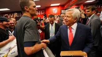 Robert Kraft's Text Message To Tom Brady After QB Left For Tampa Bay Is Unadulterated Respect For The GOAT