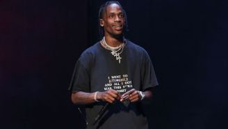 Travis Scott, Of All People, Has Already Seen 'TENET', Gives Shakespearean Review Of The Film