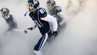 UConn Becomes First Major College Football Program To Cancel Their Season
