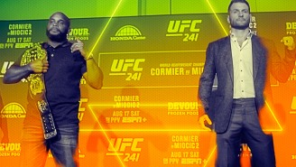 What's at Stake at UFC 252: Miocic vs. Cormier 3