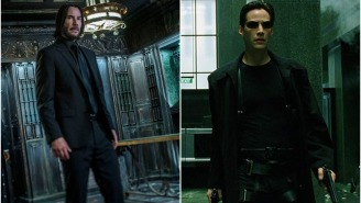 Keanu Reeves Weighs In On Who He Thinks Would Win A Fight: John Wick Or Neo