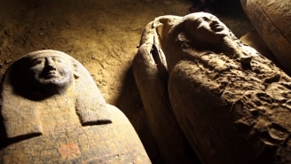 What's The Worst That Could Happen If We Open 13 Mummy Coffins Recently Unearthed In An Ancient Egyptian Necropolis?