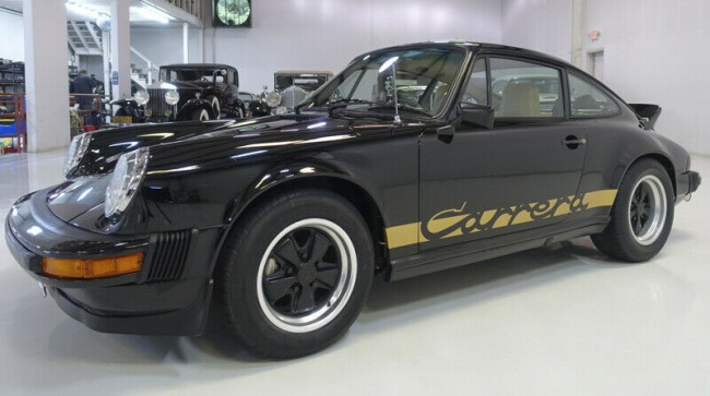 Best Vintage Supercars For Sale Online This Week