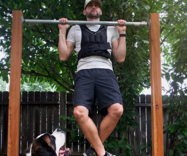 30 Day Murph Challenge