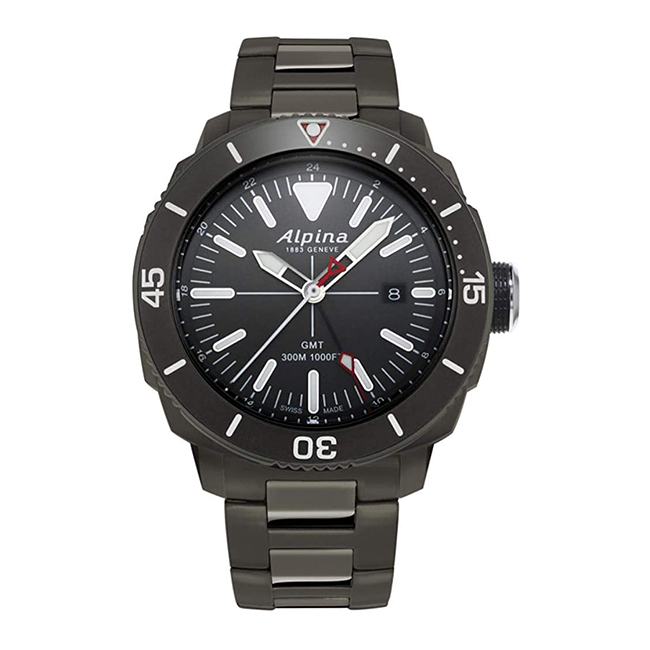 Alpina Seastrong Men's Automatic Watch