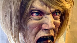 Artist Sells Out Of His Awesome 'Karen' Halloween Masks, Real-Life Karens Want To Speak To The Manager