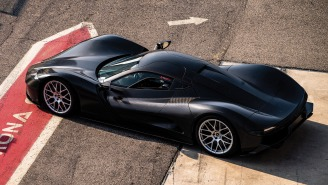 The Aspark Owl Hypercar Can Go 0-60 In 1.69 Seconds, Is Fastest Accelerating Car In The World