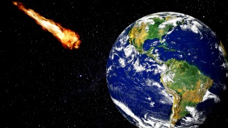 NASA Tracking 17,000 MPH Asteroid That Will Have An 'Extremely Close' Encounter With Earth This Week