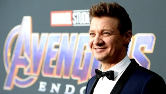 Listen To The Smooth Vocal Stylings Of 'Avengers' Star Jeremy Renner On His Brand New Album