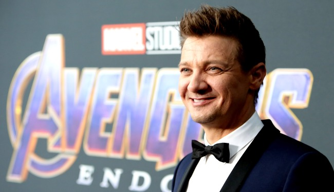 Avengers star Jeremy Renner Just Released A New Album Of Music