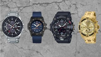 The Best Carbon Fiber Watches That Will Take Your Collection To The Next Level