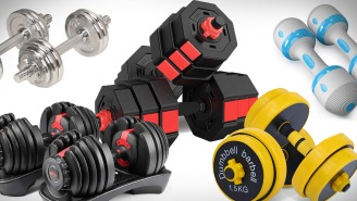 11 Best Dumbbell Sets To Help You Get The Most Out Of Your Workouts