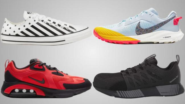 Today's Best Shoe Deals: adidas, Converse, Nike, and Reebok!