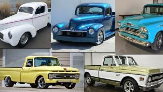 10 Of The Best Vintage Pickup Trucks For Sale Online This Week