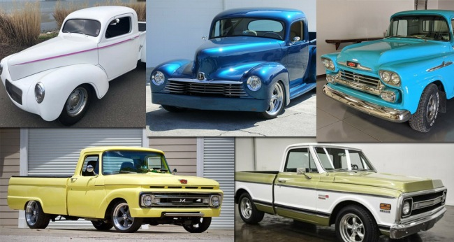 The 10 best vintage pickup trucks for sale right now