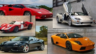 11 Of The Best Vintage Supercars For Sale Online This Week