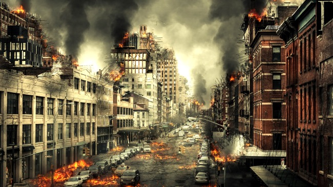 Bible Scholar Warns Our Time Here 'Is Very Short As Apocalypse Nears