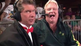 Jim Ross Shares Hilariously Gross Story About Bobby Heenan Constantly Dropping Deuces In Vince McMahon's Office