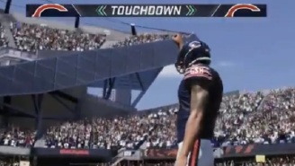 Colin Kaepernick Throws Up Black Power Fist When You Score A TD With Him In 'Madden 21'
