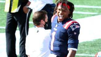 NFL Fashion Review Week 1: Cam Newton Pulls A Shocking Heel Turn On Boston Sports