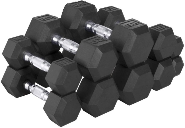 best dumbbell sets