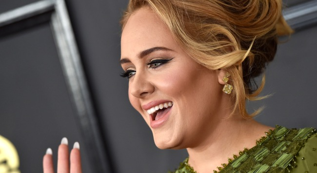 Chet Hanks Shoots His Shot At Adele After Seeing Her In Jamaican Flag Bikini