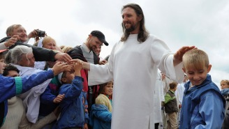 Cult Leader Who Claims He's The Reincarnation Of Jesus Arrested In Siberia
