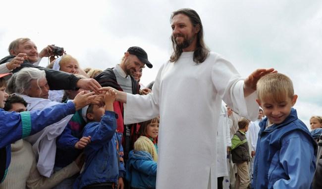 Cult Leader Vissarion Claims Hes The Reincarnation Of Jesus Arrested