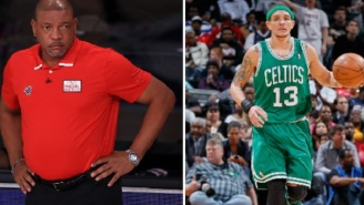 Clippers HC Doc Rivers Is Attempting To Reach Out To Delonte West After He Was Seen Begging For Money On The Street