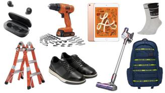 Daily Deals: Ladders, Vacuum Cleaners, iPad Minis, In Ear Headphones, Cole Haan Sale And More!