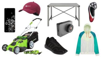 Daily Deals: Electric Shavers, Dash Cams, Lawn Mowers, Smart Phones, Converse Sale And More!