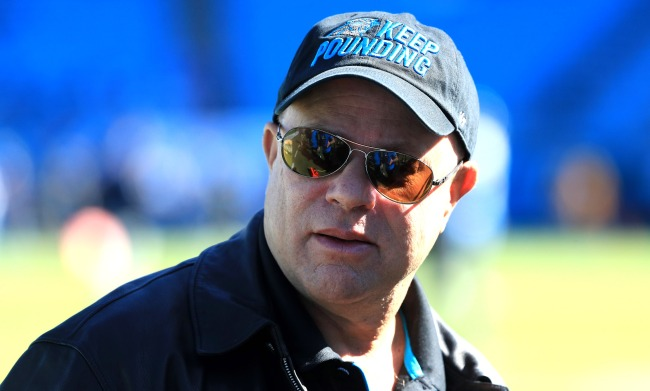 David Tepper Of The Panthers Tops The List Of Richest NFL Owners