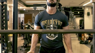 WWE Champion Drew McIntyre's Upper Body And Arm Workout Will Have You Looking Like A Champion In No Time