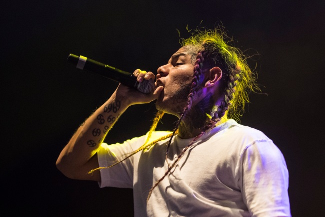 Tekashi 6ix9ine Just Gave A Hilarious, Terrifying Interview To The New York Times