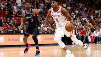 Rockets' Danuel House Jr. Allegedly Invited Female COVID-19 Testing Official Into His Hotel Room Which Prompted NBA Investigation