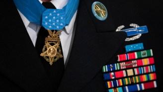 Intense Helmet Cam Footage Captures U.S. Soldier Freeing 70 Hostages From ISIS En Route To Receiving Medal Of Honor