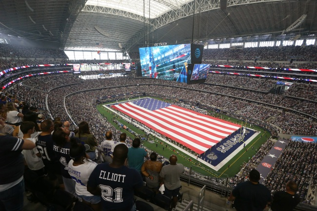Jerry Jones Reacts To Cowboys Players' Plans To Protest During Anthem After Tyrone Crawford Said Team Wanted To 'Make A Boom' With Their Protest