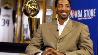Scottie Pippen Torches Richard Jefferson For Making 'Giannis Might Be A Pippen And Needs A Michael Jordan' Comment
