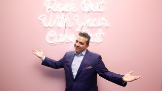 The 'Cake Boss' Got Roy Munson'd And Suffered A Horrific Bowling Alley Accident On His Right Hand