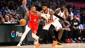 Blazers CJ McCollum and Damian Lillard Troll Paul George, Patrick Beverley, And The Clippers After Their Game 7 Loss Vs Nuggets