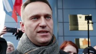 Poisoned Russian Opposition Leader Alexei Navalny Is Back In The World; How Do You Live Your Life Now?