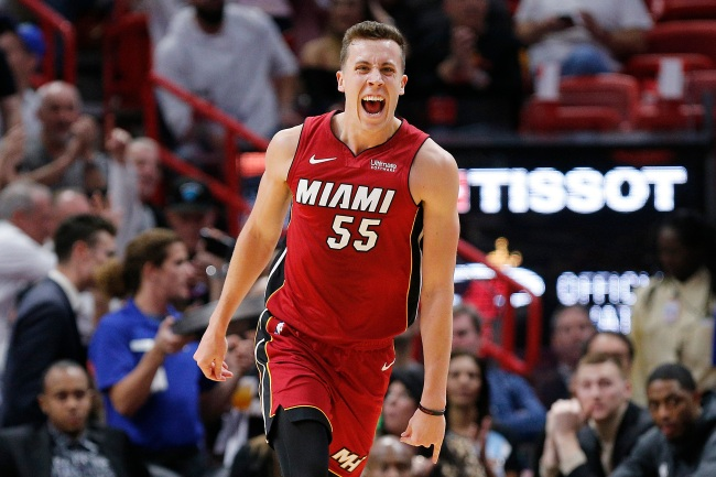 Duncan Robinson Was Trying To Get A Writing Gig In Sports Media Before He Signed With The Heat