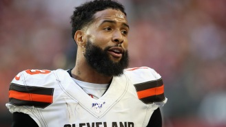 Odell Beckham Jr. And His Girlfriend Lolo Wood React To The Poop Fetish Rumors On Instagram