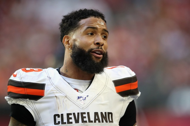 Odell Beckham Jr. And His Girlfriend Lolo Wood React To Poop Fetish Rumors On Instagram