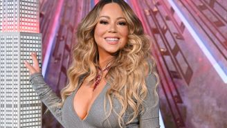 Mariah Carey Reveals She Recorded Secret 'Breezy-Grunge, Punk-Light' Alt-Rock Album In 1995